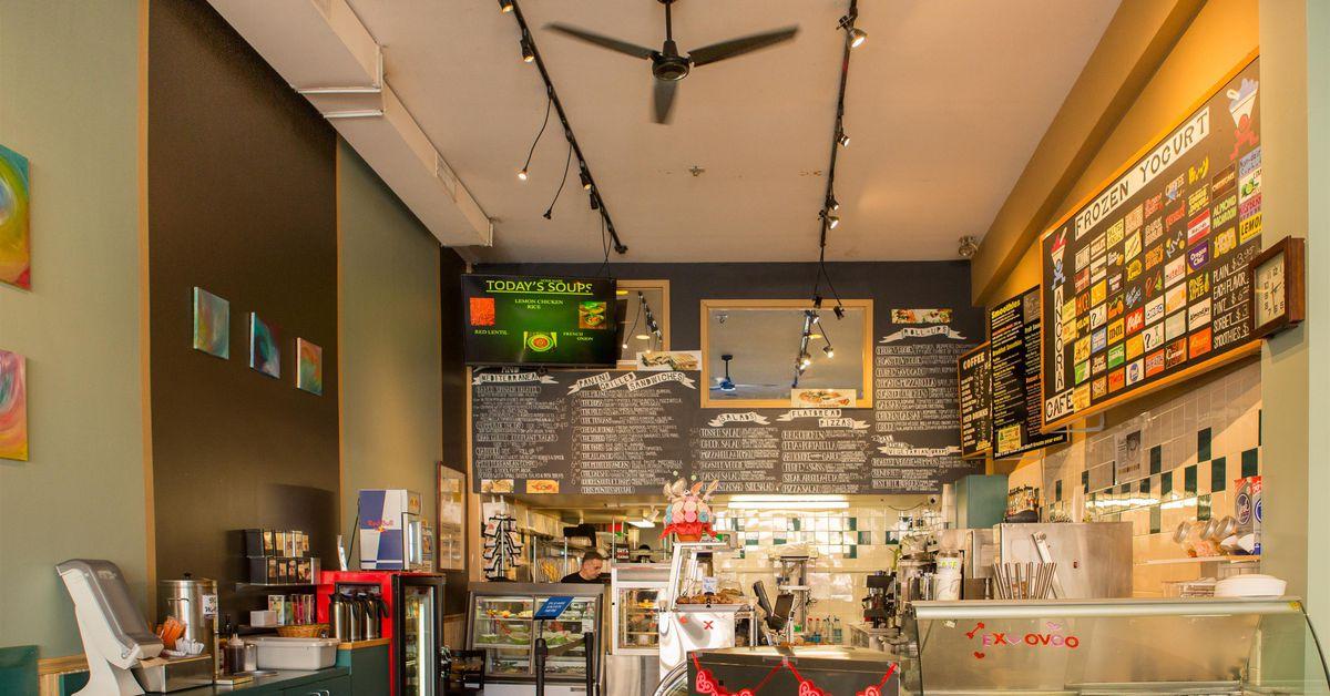 Angora Cafe Breakfast Menu