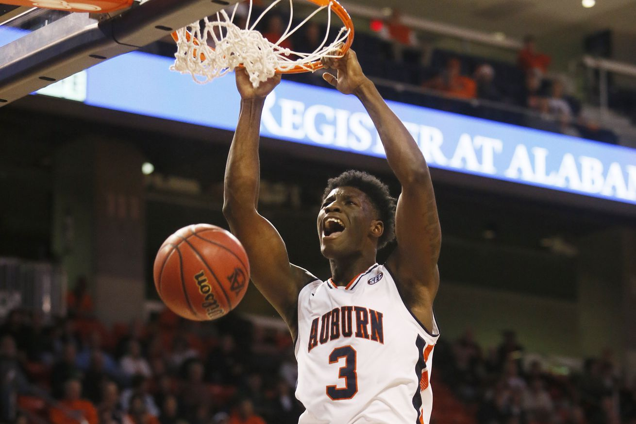 NCAA Basketball: Coastal Carolina at Auburn