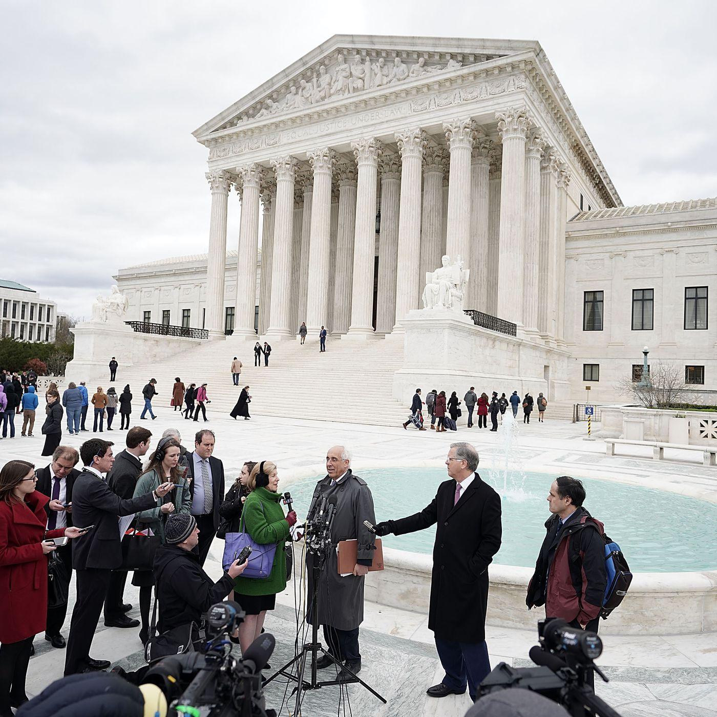 supreme court case sports betting