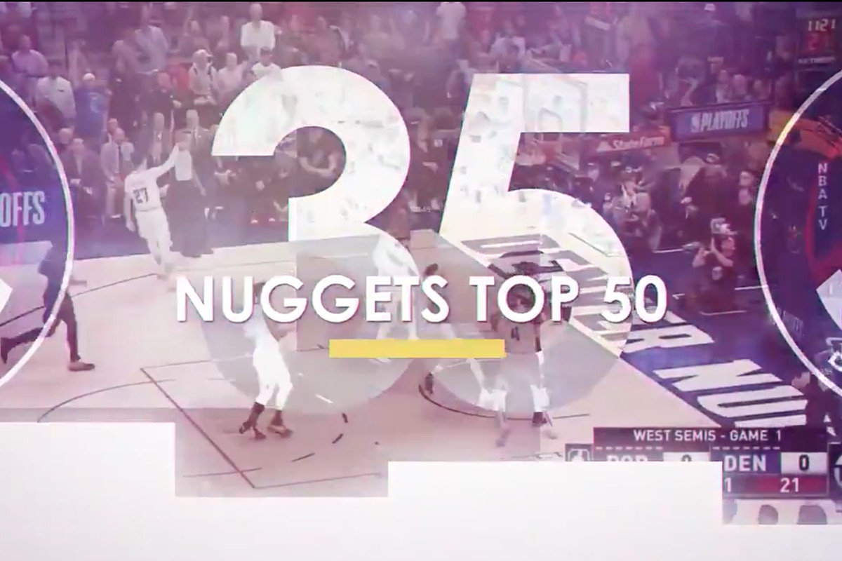 Denver Nuggets Top 50 Moments of 2018-19: 35-31