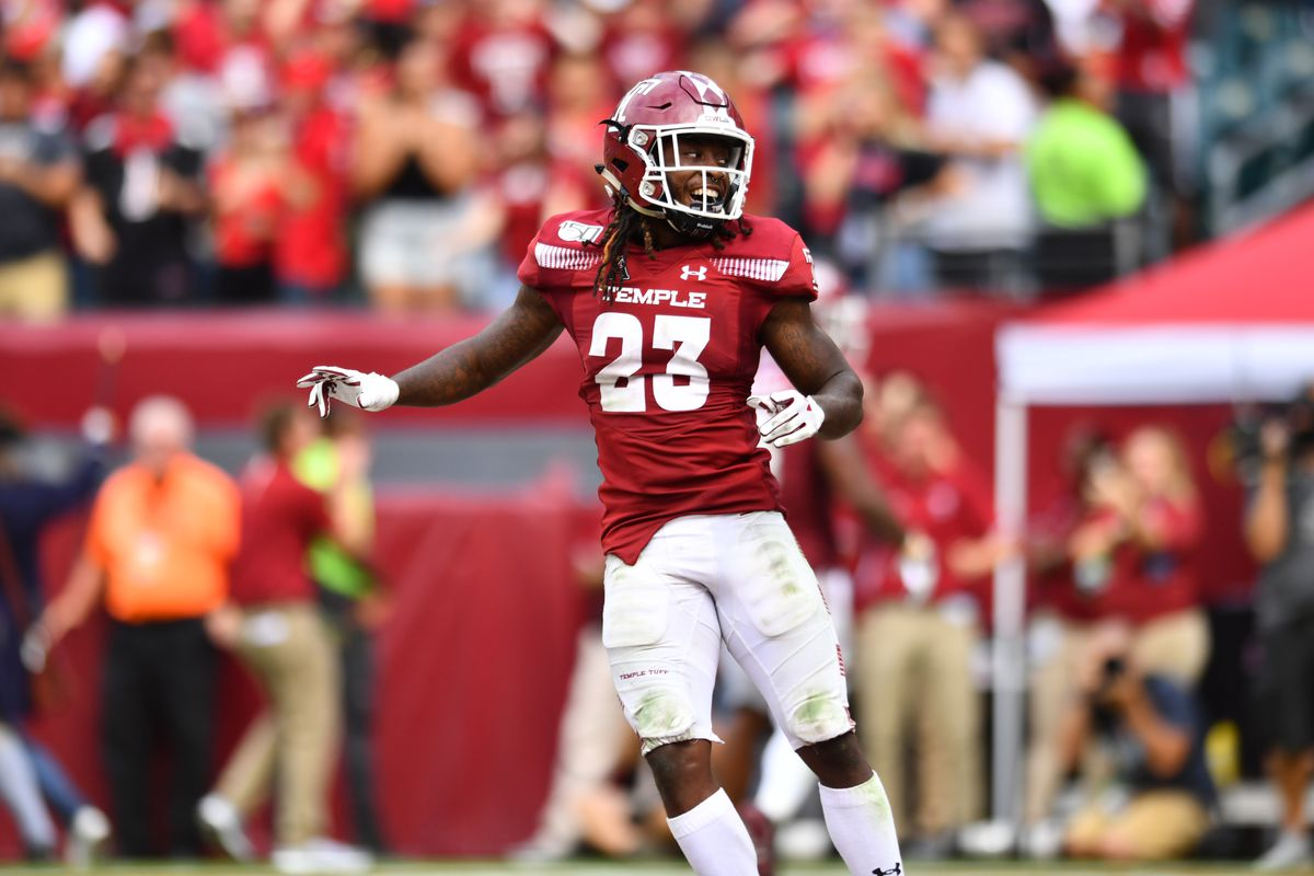 COLLEGE FOOTBALL: SEP 14 Maryland at Temple