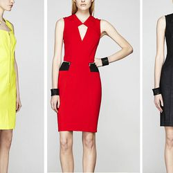 Yigal Azrouël collection dresses ($250 - $500) spotted at the sale
