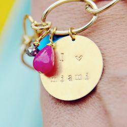 Miracle Mile bracelet, $38