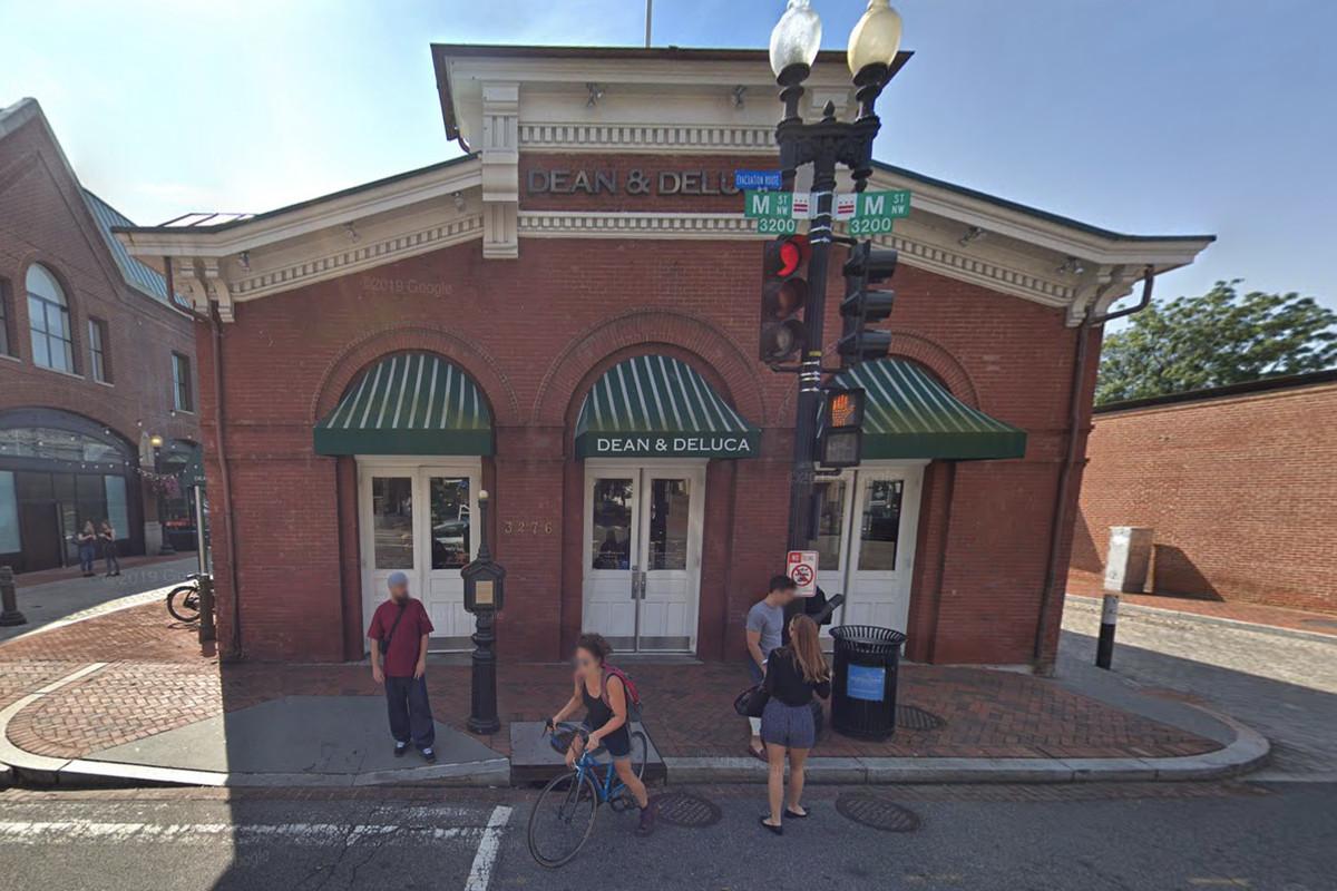 Dean & DeLuca in Georgetown