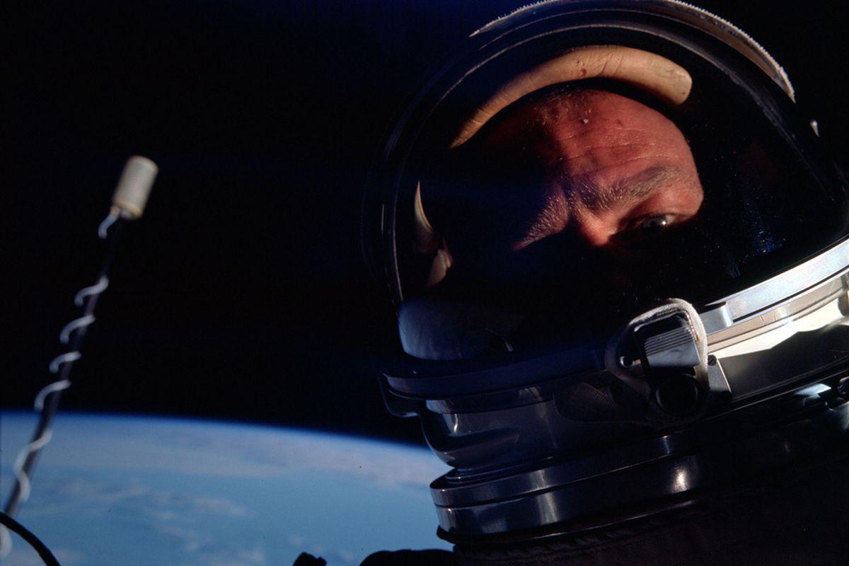 Buzz Aldrin Project Gemini
