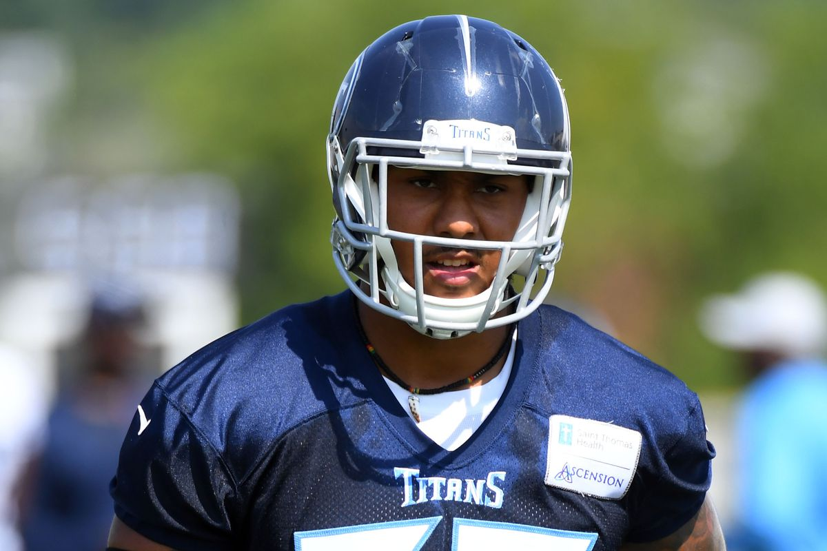 ab9dfaab0 Titans Training Camp Day 6 Notes - Music City Miracles