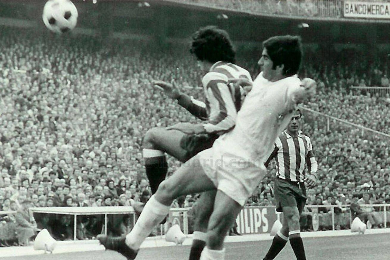 Real Madrid legend Goyo Benito passes away