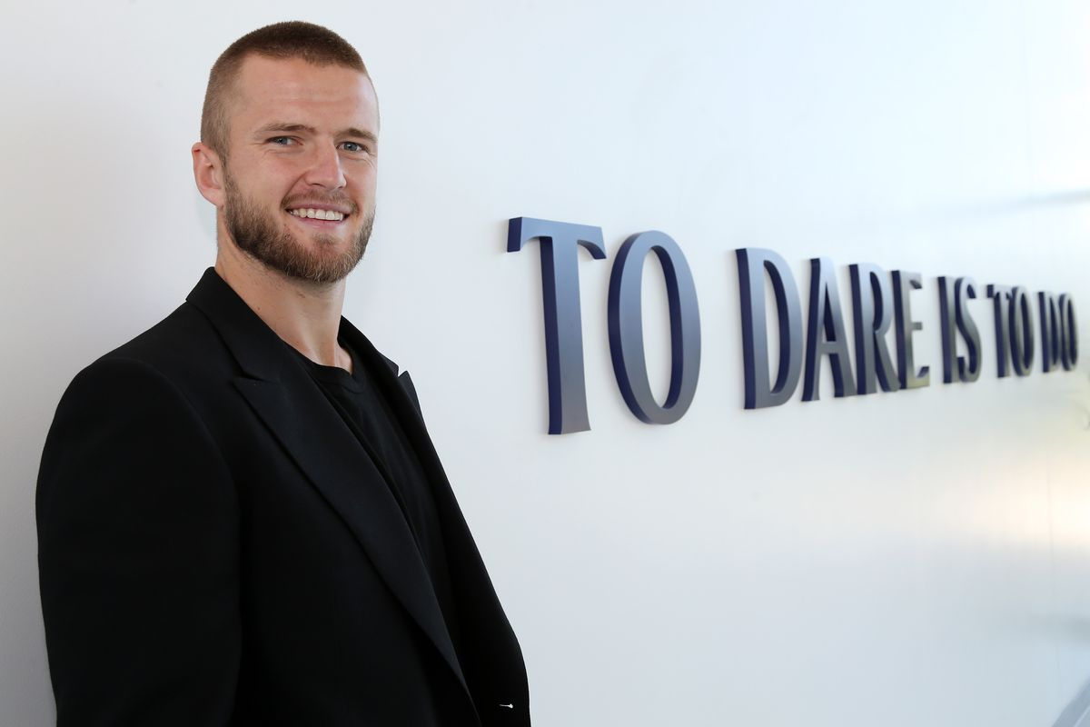 Eric Dier Signs a Contract Extension at Tottenham Hotspur...