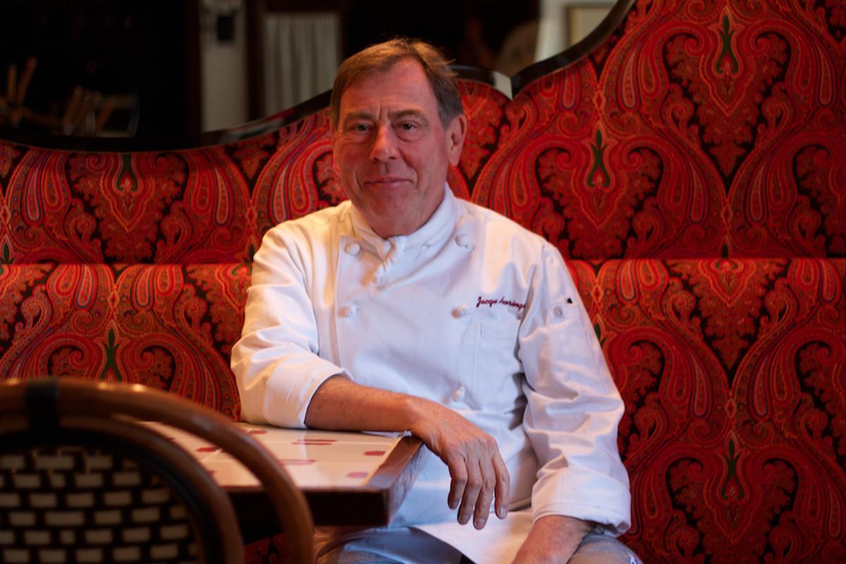 Chef Jacques Haeringer