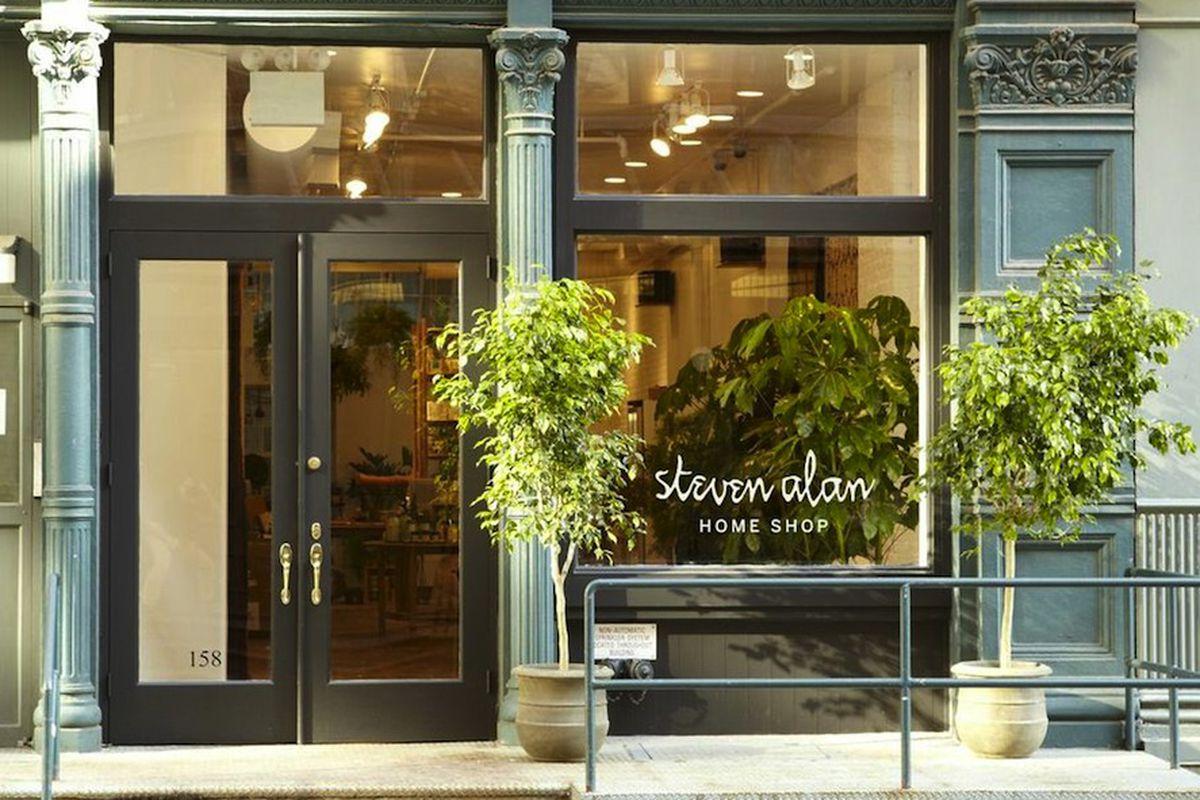 Steven Alan Home