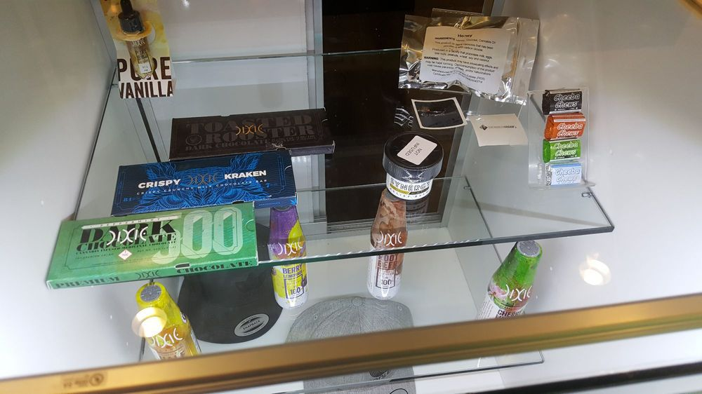 25 Places To Buy Edible Marijuana in Las Vegas - Eater Vegas