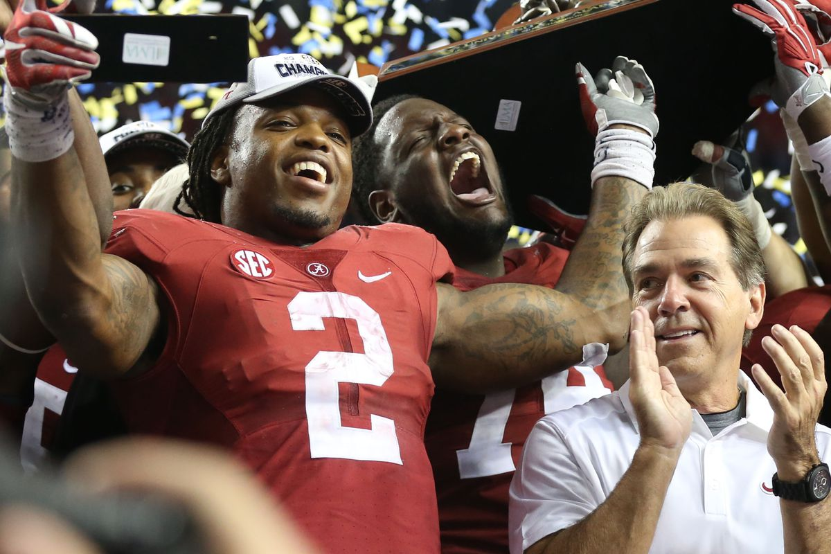 Derrick Henry won the Heisman Trophy because Alabama s entire defense  couldn t b93cf6e09