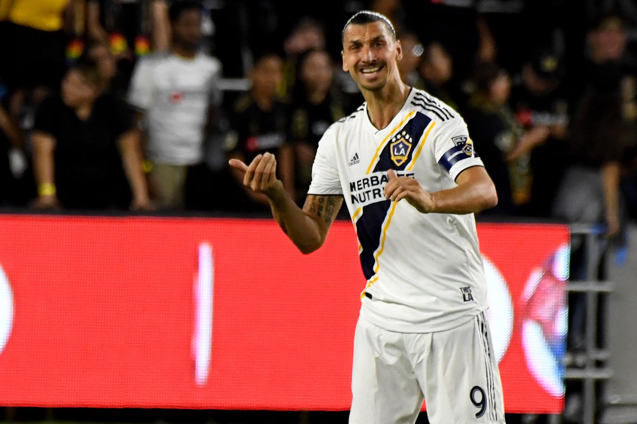 Los Angeles Galaxy v. Los Angeles Football Club