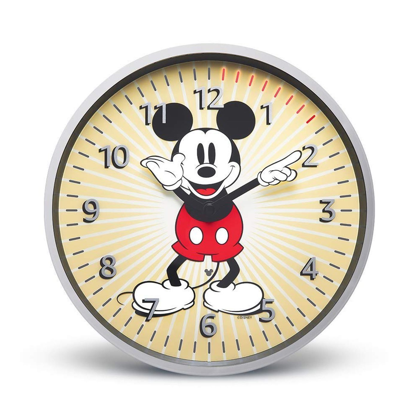 Amazon keeps building its Echo Wall Clock lineup with a Mickey Mouse  edition - The Verge