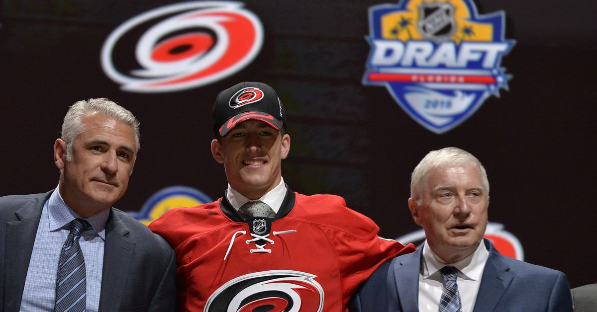 Carolina Hurricanes defensemen drafting history costing them in scoring  depth - Canes Country ceddf990cb