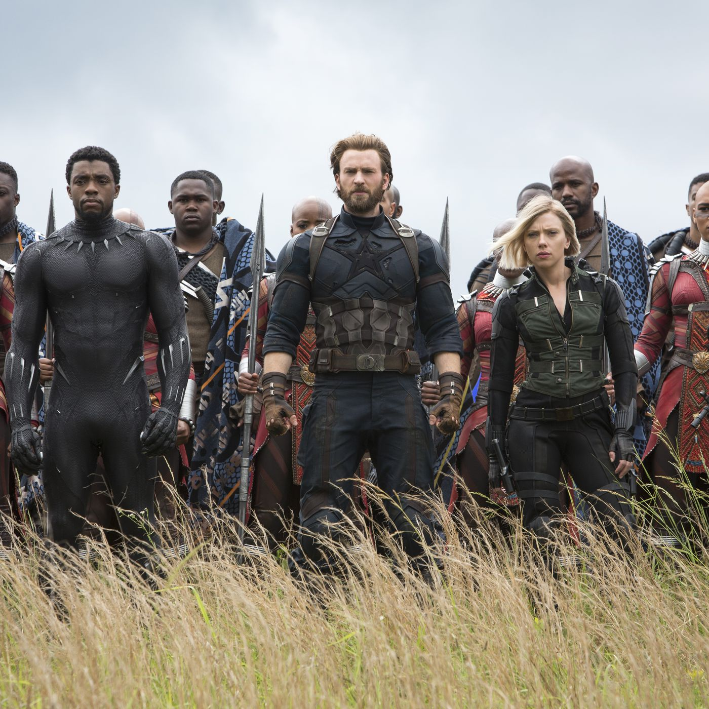 avengers: infinity war review — stunning, hilarious, and
