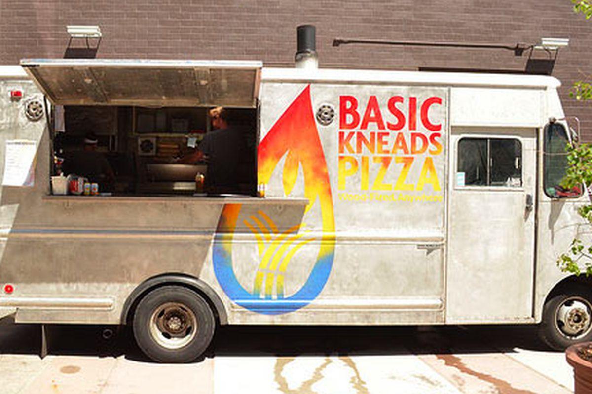 Basic Kneads Food Truck
