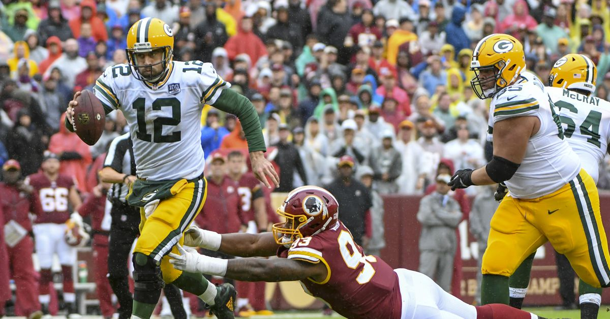 Washington-Packers Q&A: How Green Bay can exploit Washington's weaknesses
