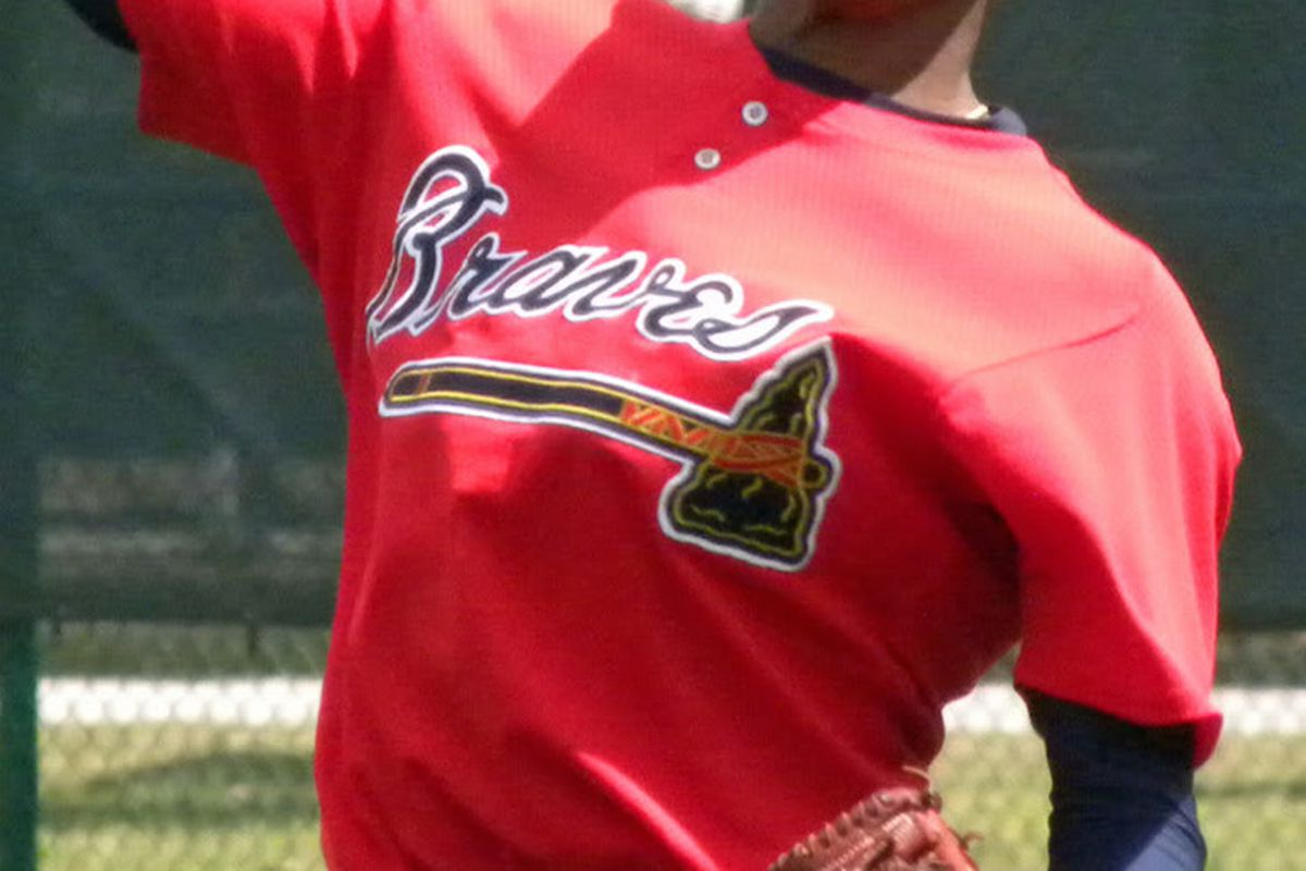 After his rough start in AA, Julio Teheran seems to have figured things out.