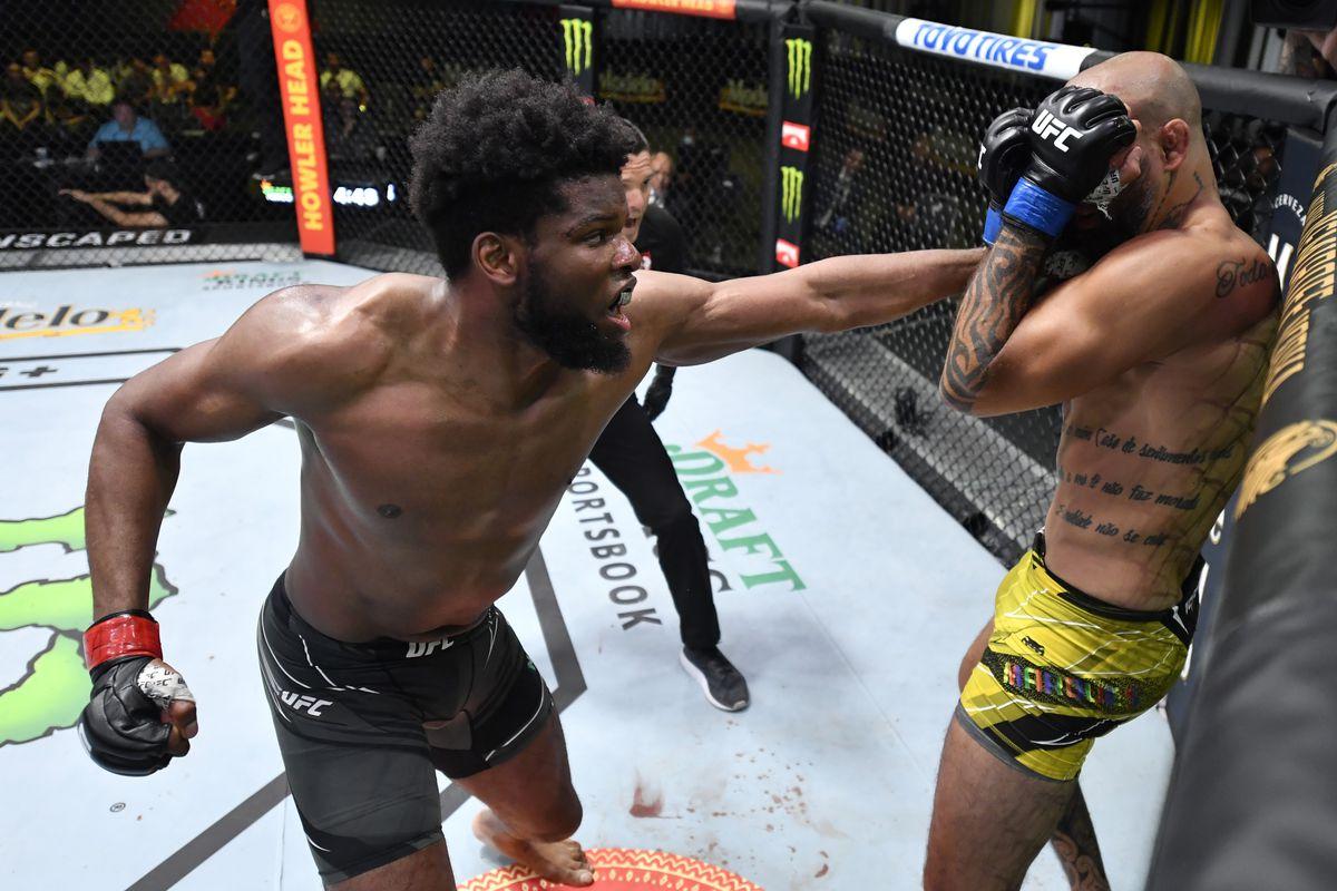 UFC Fight Night: Nzechukwu v Marques