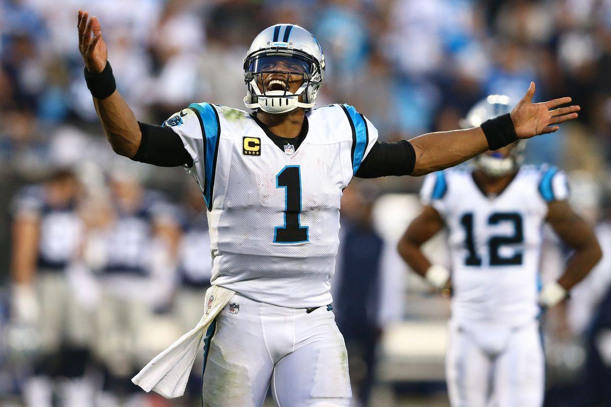 5a84ca890472 Carolina Panthers  Cam Newton is finally a good quarterback - Cat ...