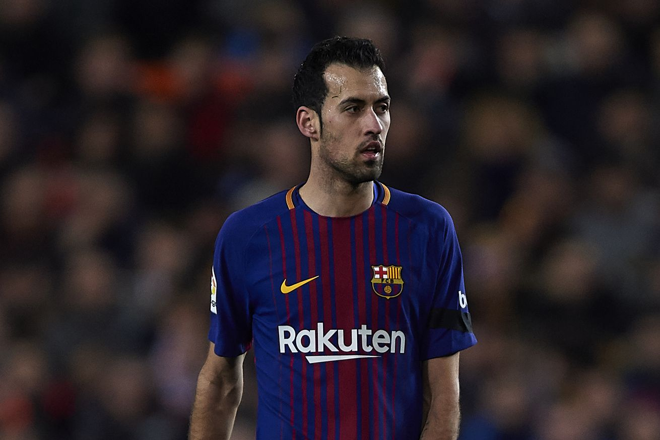 Busquets: We?ll go to Chelsea with confidence after Eibar win