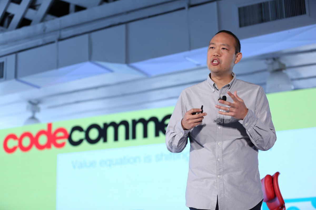 Boxed CEO Chieh Huang