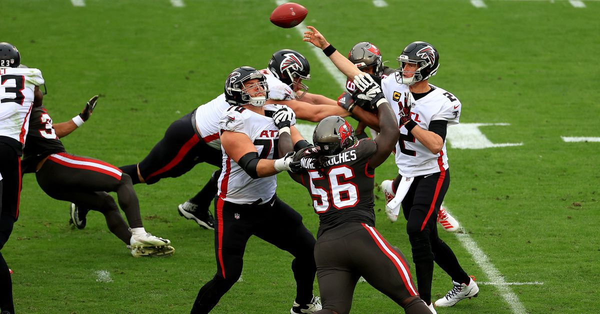 Reviewing the Falcons roster after a late flurry of pre-draft signings