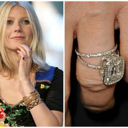 In 2003, Chris Martin asked his now-ex-wife Gwyneth Paltrow to marry him with an 8-carat Asscher-cut diamond ring.