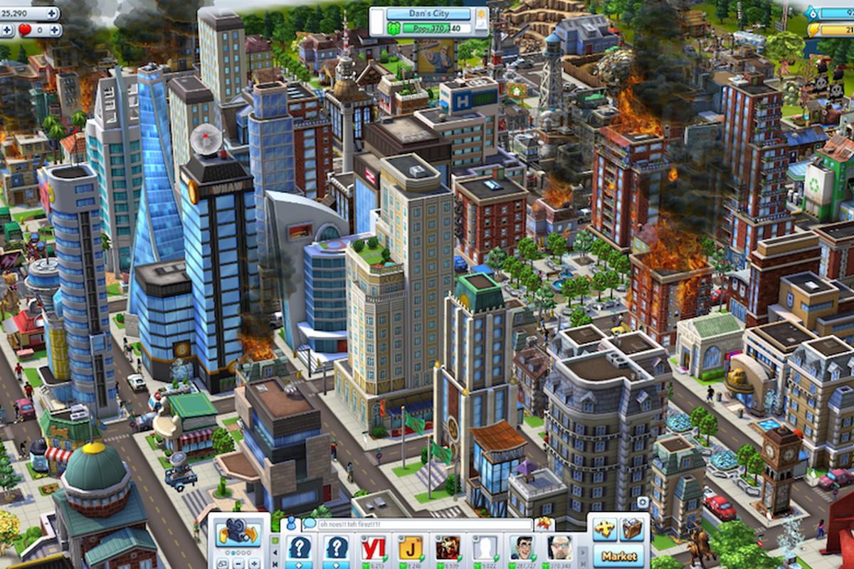 Resultado de imagem para city ville