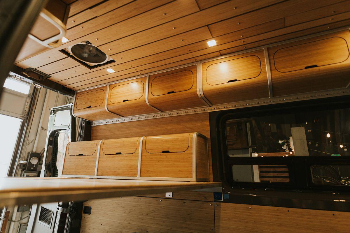 Diy Camper Van Elegant Bamboo Kits Cost Just 18k Curbed