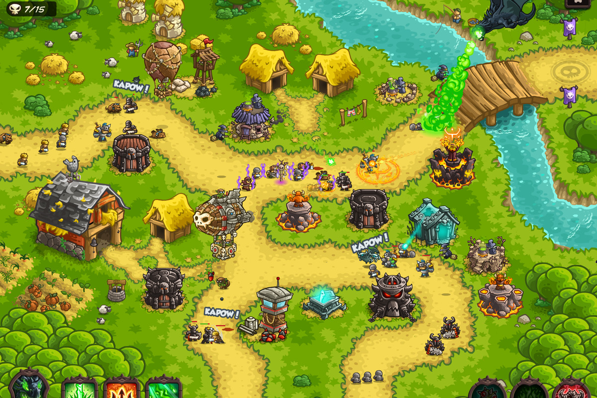 Kingdom Rush: Vengeance launches for iOS and Android next