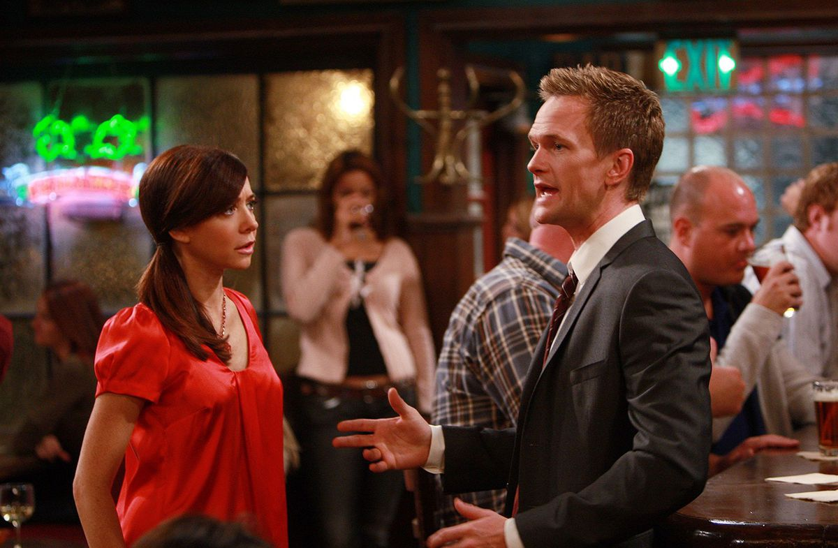 'How I Met Your Mother' (GettyImages)