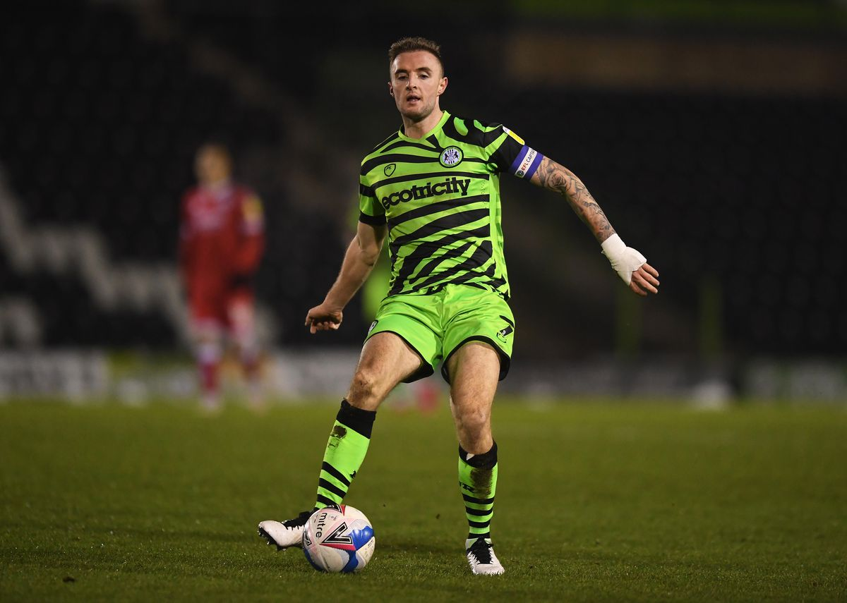 Forest Green Rovers v Crawley Town - Sky Bet League Two