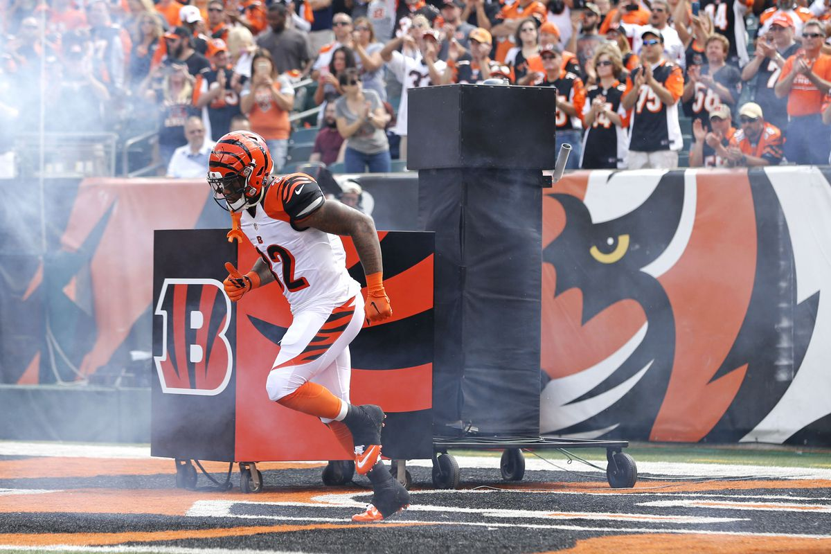 Bengals Rb Jeremy Hill Isn T Frustrated With Slow Start