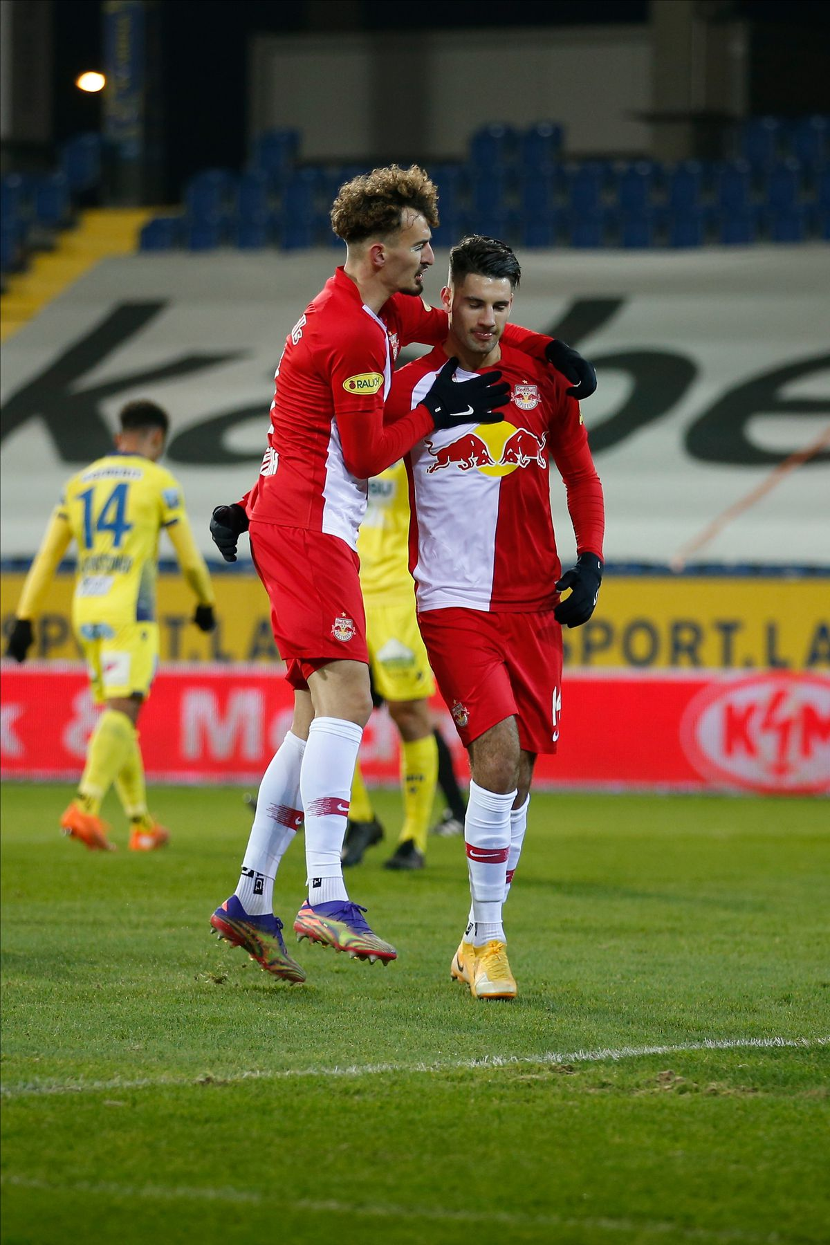 spusu SKN St. Poelten v FC Red Bull Salzburg - tipico Bundesliga