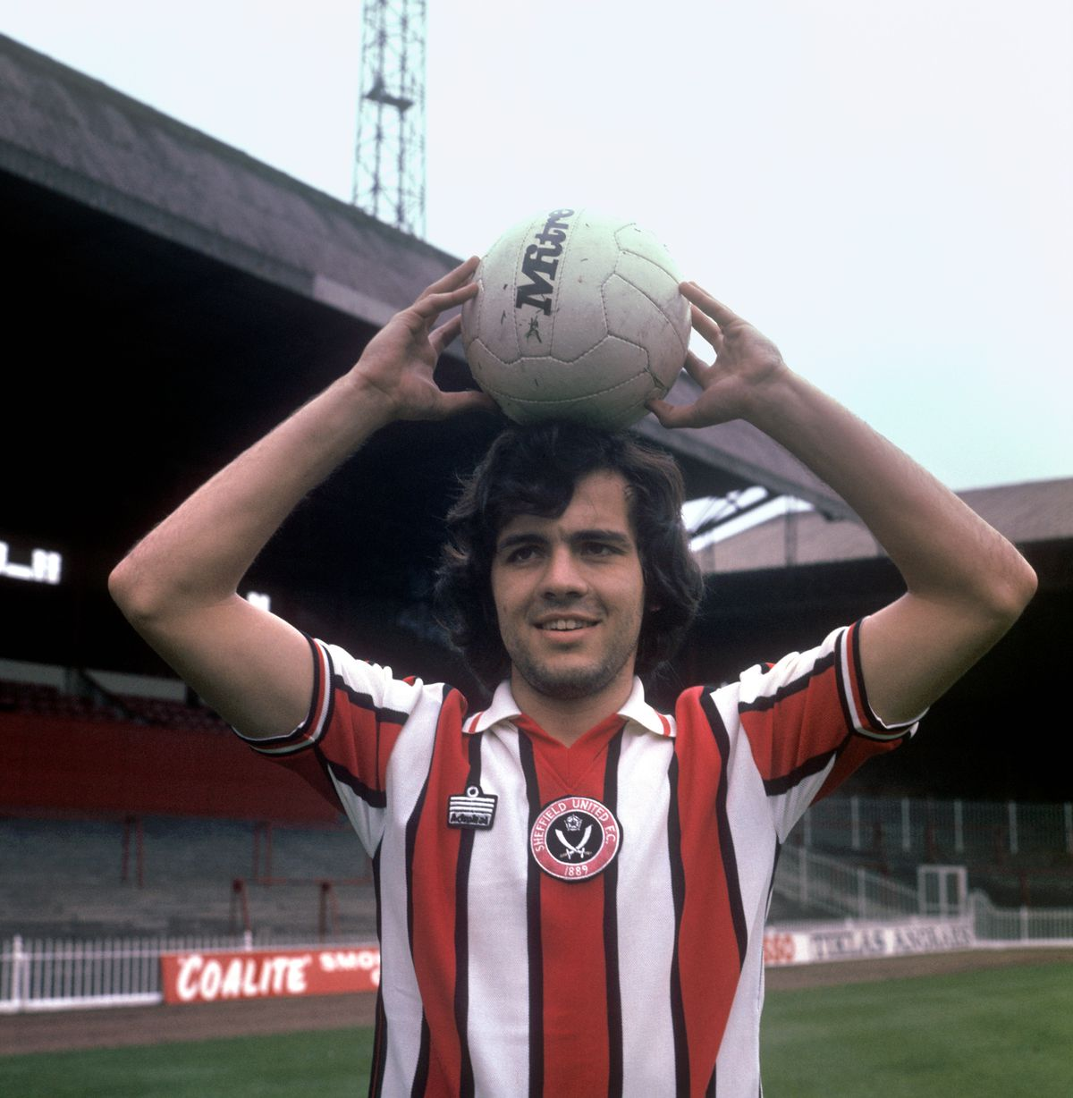 Soccer - Football League Division Two - Sheffield United Photocall