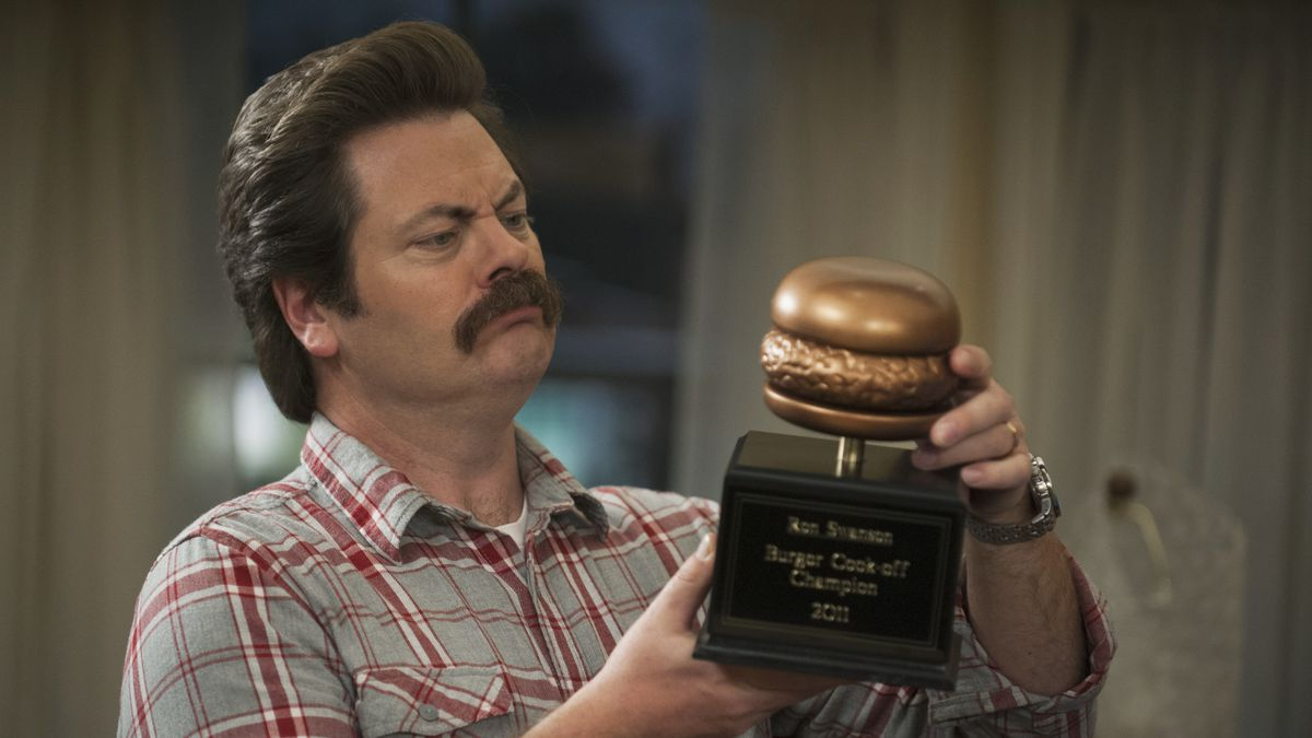 The Best Bits Of Wisdom From Ron Swanson - Funny Or Die