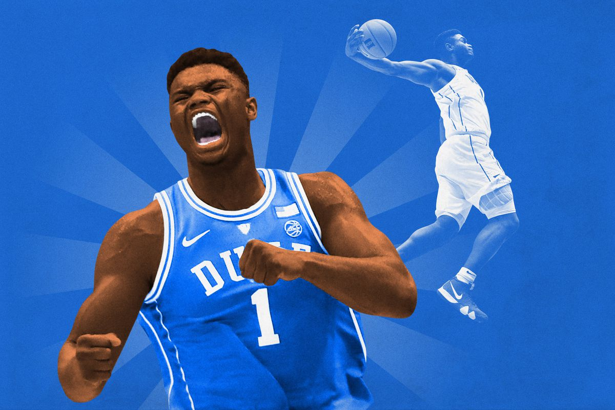 sports shoes 0b4e2 3dbbe The Numbers Behind Zion Williamson's Historic Season - The ...