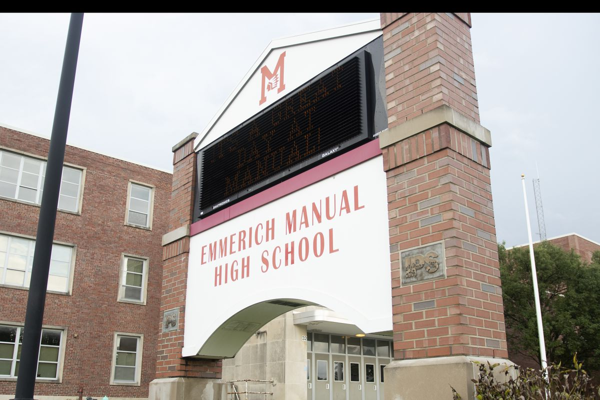 Emmerich Manual High School in Indianapolis