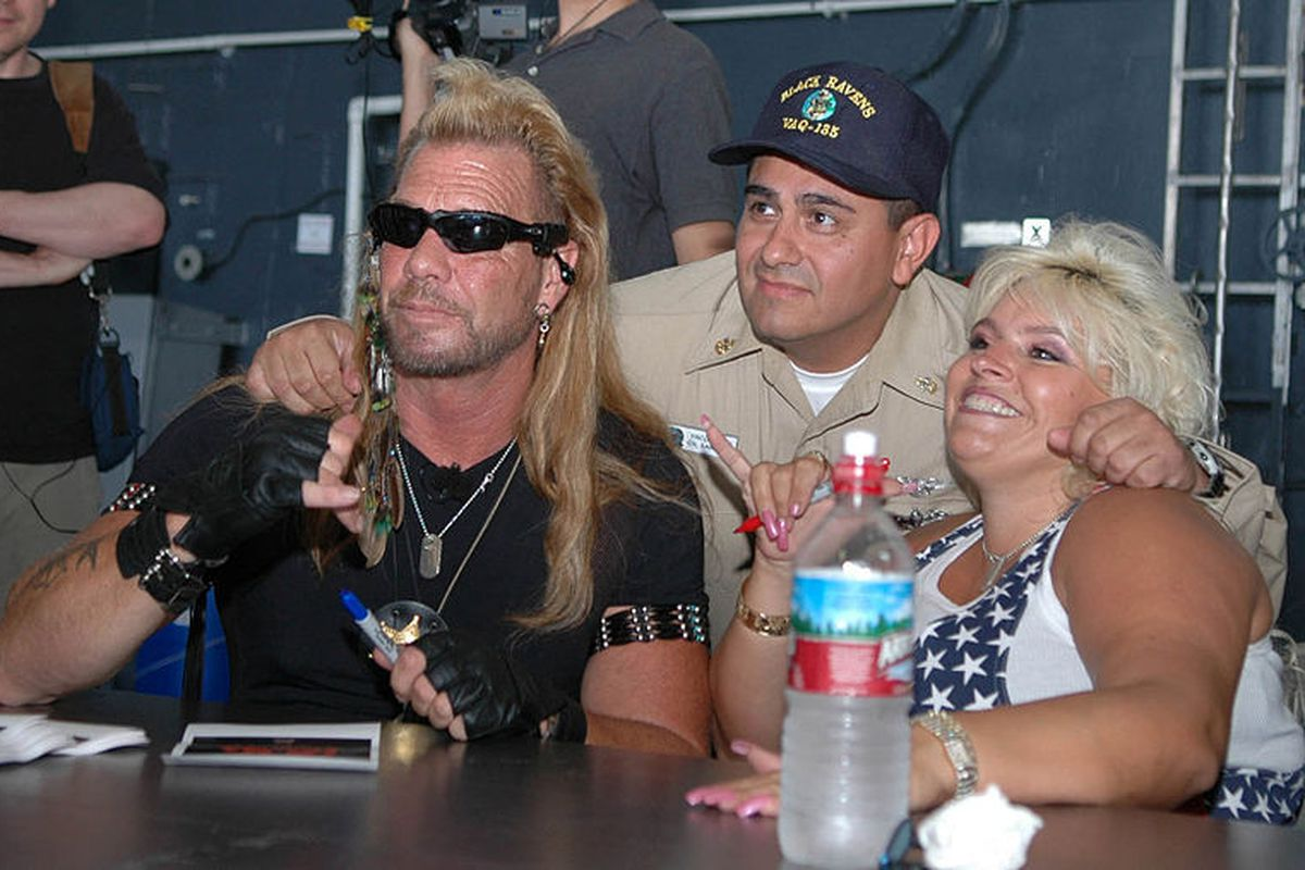 reality tv star dog the bounty hunter says he s coming after