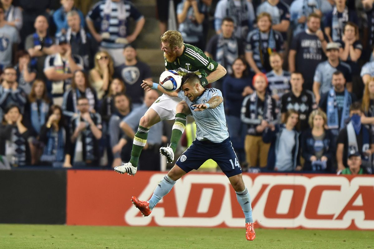 Look for another hard fought battle for 90 minutes between Nat Borchers and Dom Dwyer.