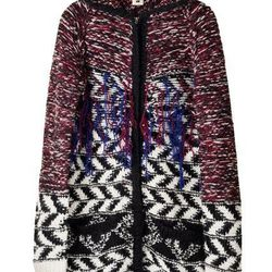 Wool Cardigan, $149