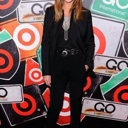 NEW YORK, NY - MARCH 10:  Nina Garcia attends the GO International Designer Collective Launch at the Ace Hotel on March 10, 2011 in New York City.  (Photo by Andrew H. Walker/Getty Images) *** Local Caption *** Nina Garcia