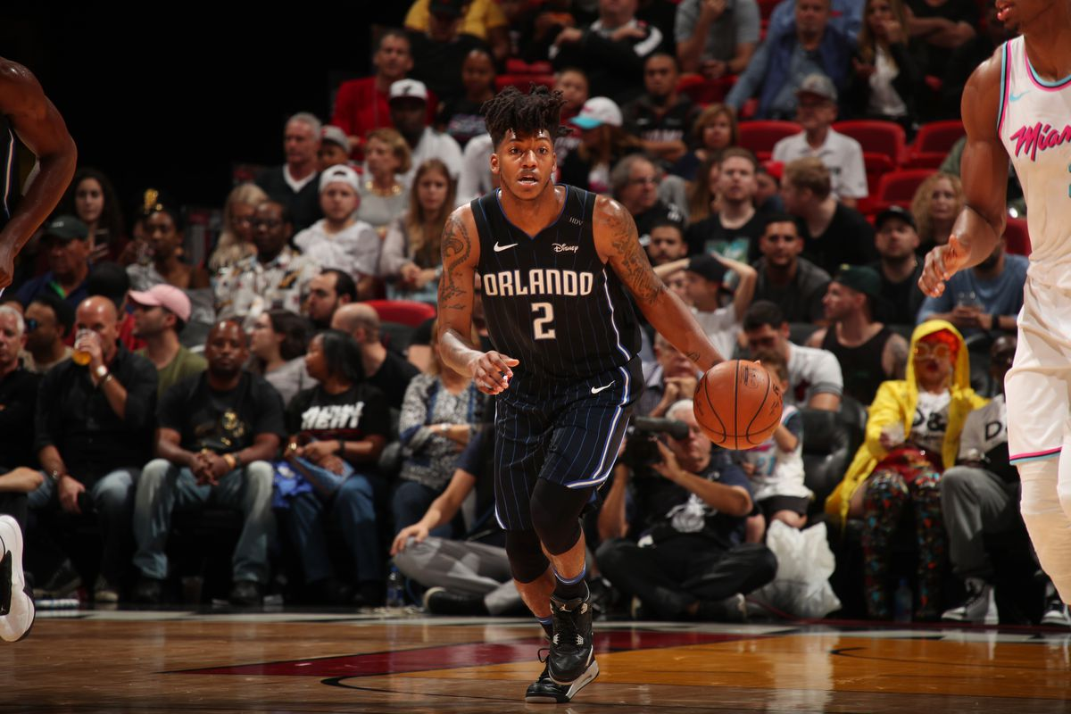 Magic trade Elfrid Payton to Suns for 2nd-round pick