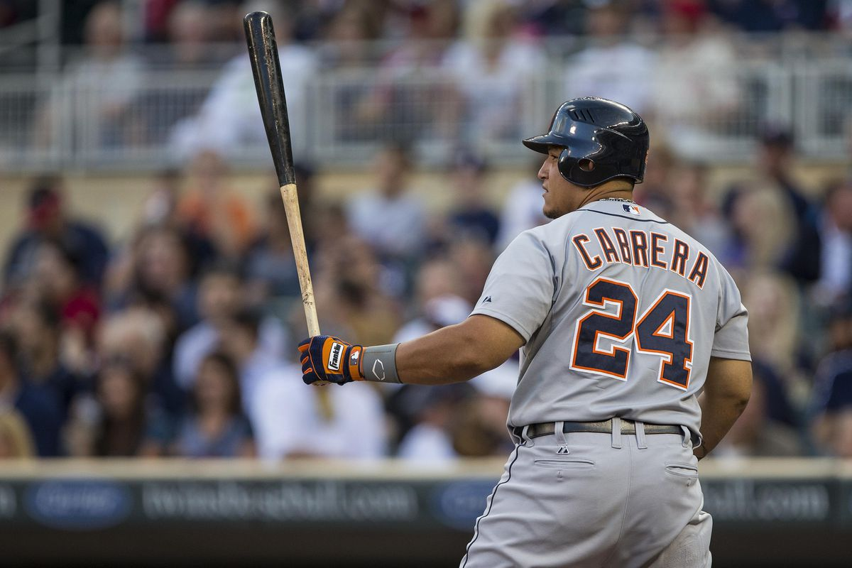 Miguel Cabrera has a career .346 BABIP, thanks in large part to his ability to hit the ball hard consistently.