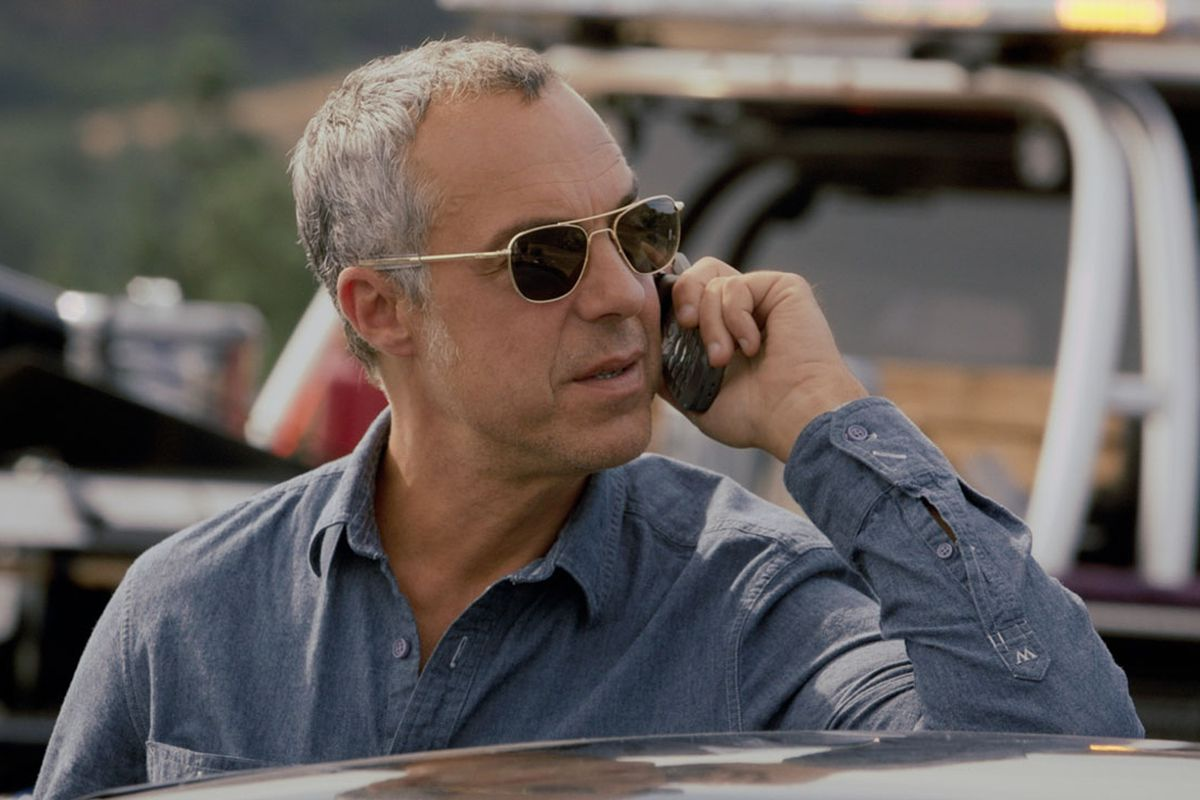 Titus Welliver plays Harry Bosch in the Amazon show Bosch. Creative naming strategy there.