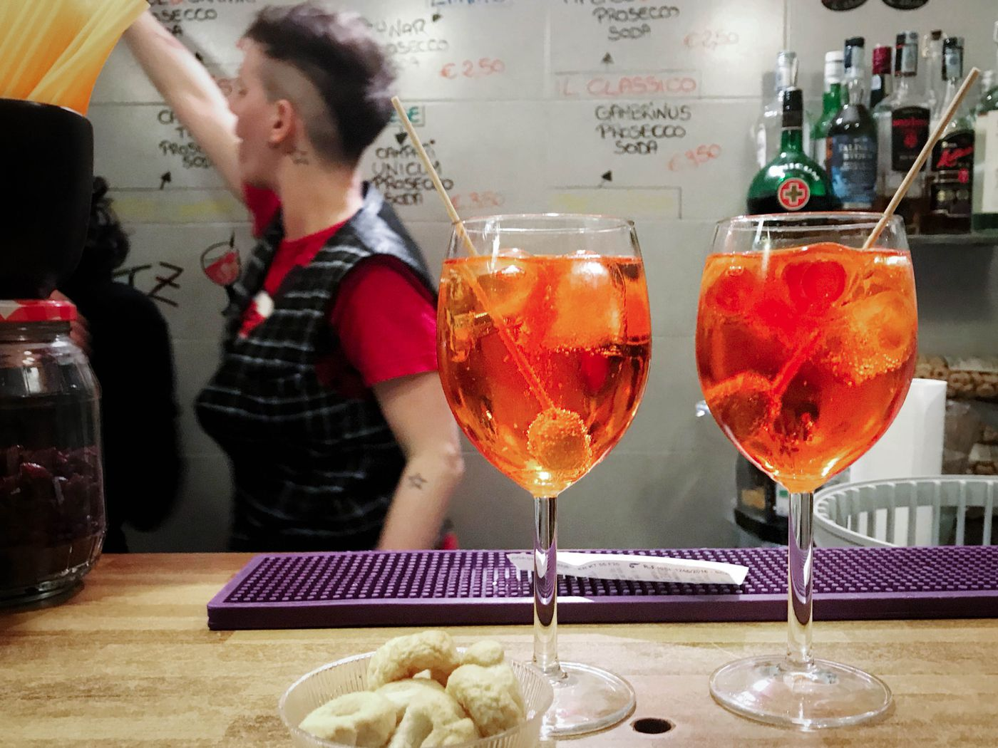 Happy Hour In Rome A Guide To Bars For Aperitivo Eater