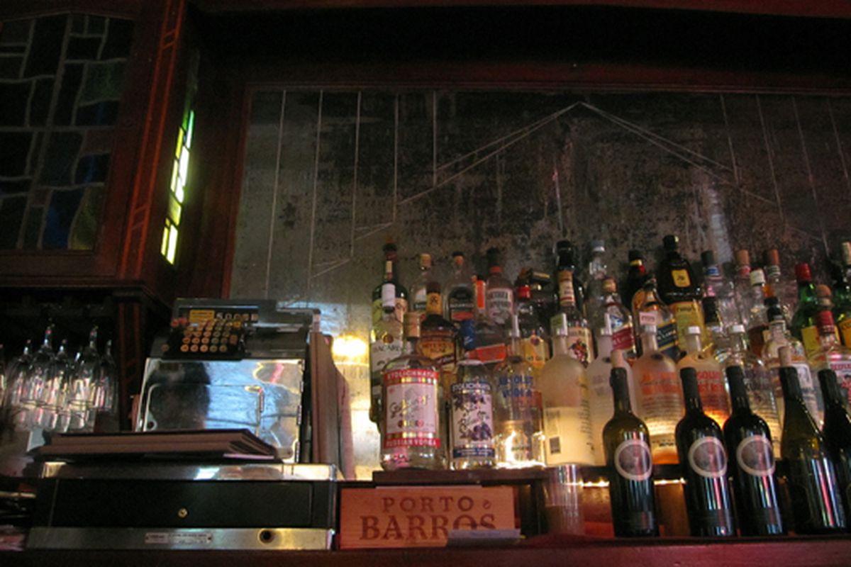 The Bar at Bridge Cafe