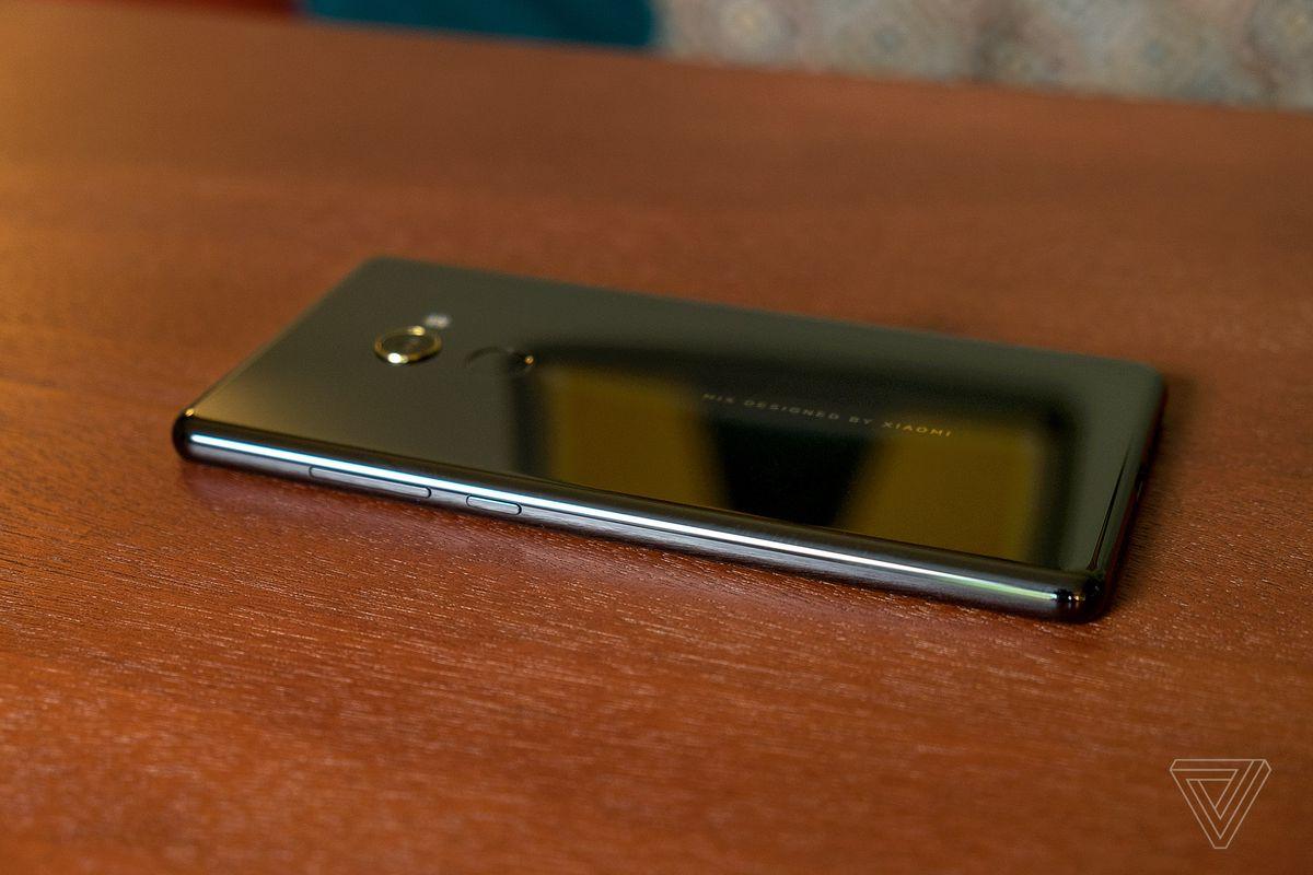 Xiaomi's Mi Mix 2 evolves the full-screen smartphone - The Verge